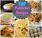 top pinterest recipes