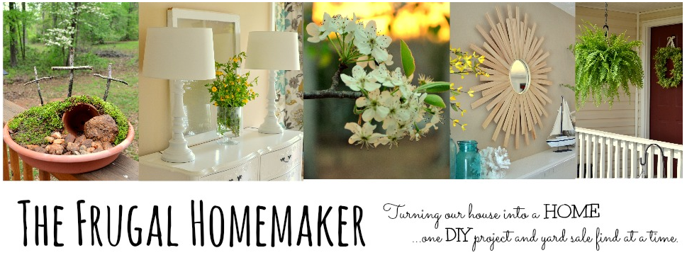 frugal homemaker