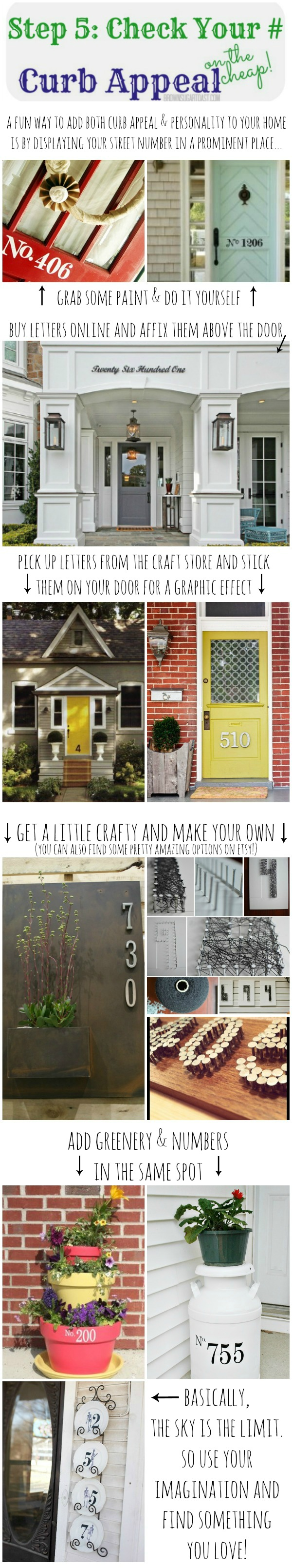 step5 curb appeal