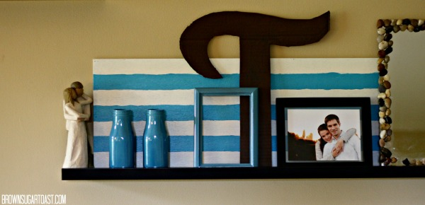 painted bottle decor5