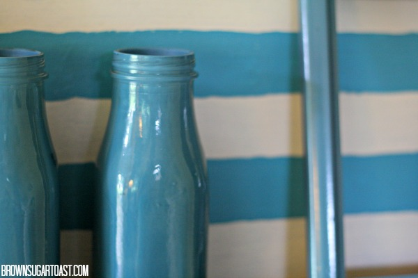 painted bottle decor6