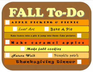 Fall To DO