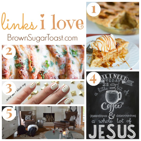 5 of the best links from this week!