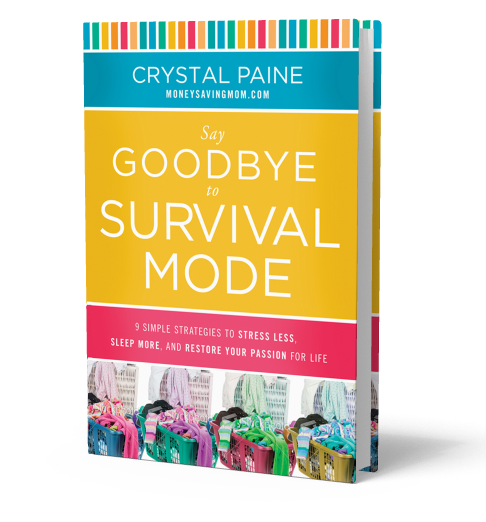 Giveaway of Say Goodbye to Survival Mode! Click to enter!
