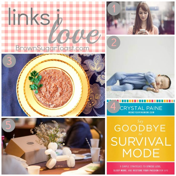5 links i love from this week