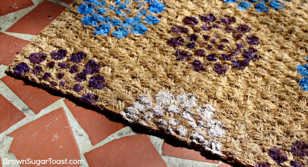 how to stencil a doormat7