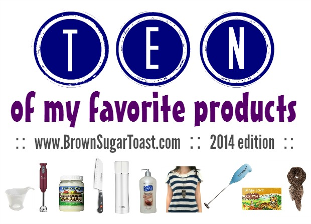 10 favorites from brownsugartoast