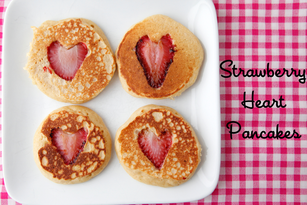 Strawberry-Heart-Pancakes