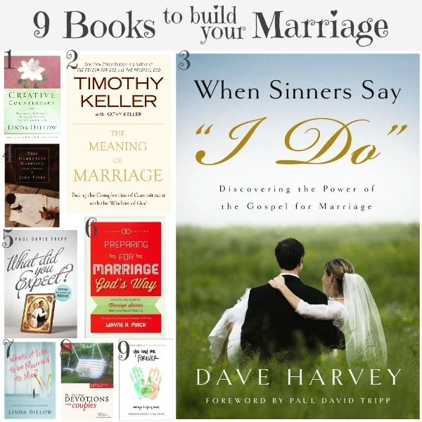 books to build your marriage