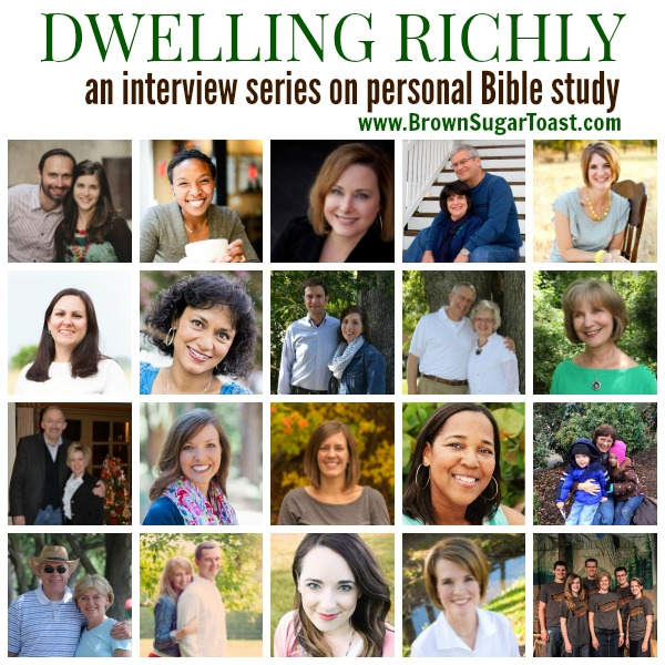 Dwelling Richly Series